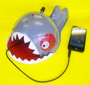 DT George's Shark mp3 amp