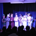 "Lower School performing ""Hosanna Rock"" Nativity play"