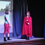 """A very, very, organised Christmas play"" by Middle School"