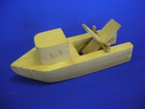 DT Wooden boat 1