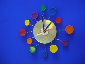 DT CD clock project