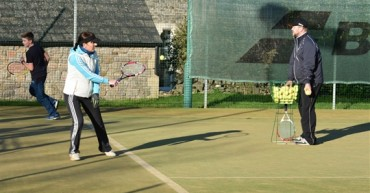 Clevedon Tennis Club