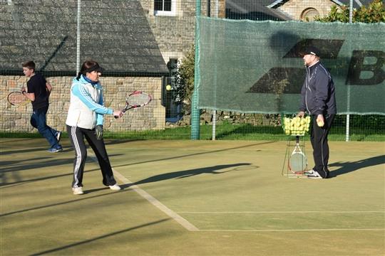Clevedon Tennis Club