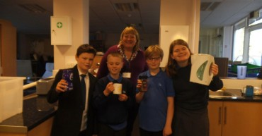 Mrs Roberts' Café