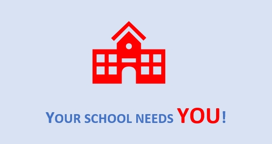 Your-school-needs-you