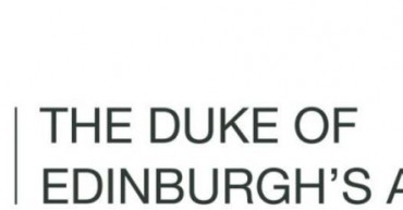 DofE Full logo - gunmetal