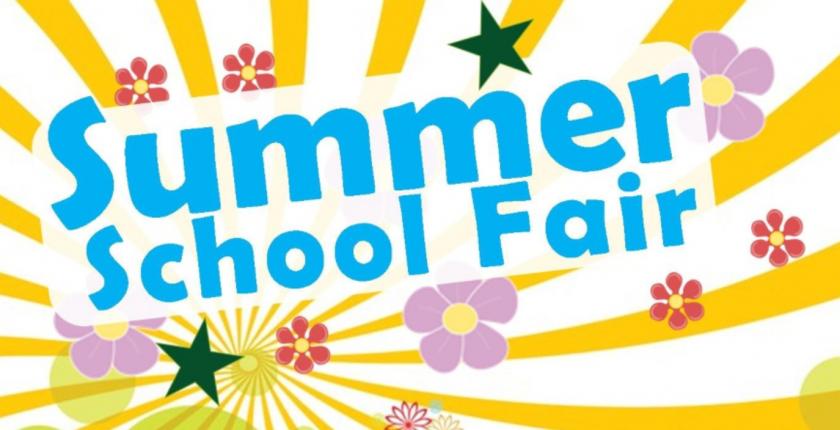 Summer School Fair