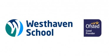 Westhaven School w Good Ofsted logo small