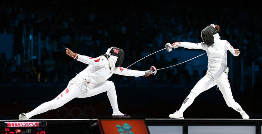 Korea_London_WomenTeam_Fencing_01_(7730602958)
